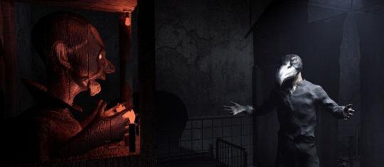 jeux d'horreur en realite virtuelle