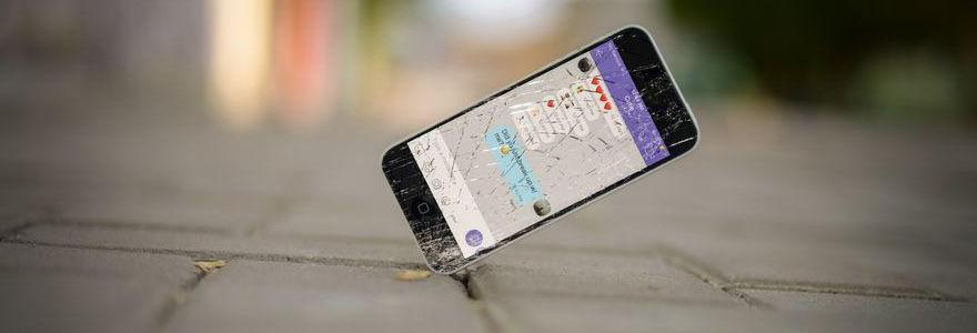 Sinistre de votre smartphone